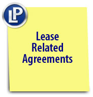 Lease Related Agreements