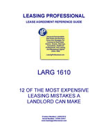 LARG 1610 12 Of The Most Expensive Leasing Mistakes A Landlord Can Make