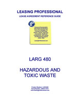 LARG 480 Hazardous And Toxic Waste